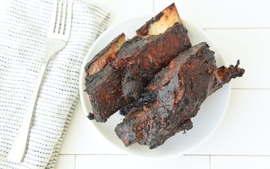 Grassfed Smoked Short Ribs (Frozen)