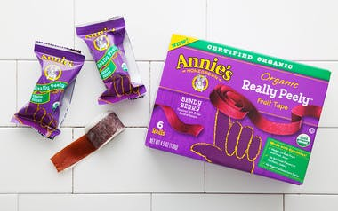 Organic Bendy Berry Fruit Tape (Vegan)