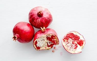 Angel Red Pomegranates