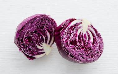 Organic Small Red Cabbage