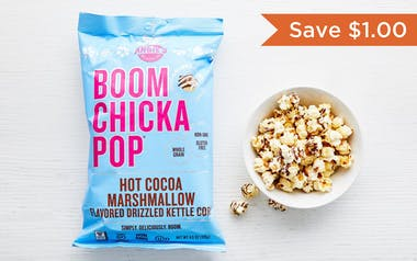 Hot Cocoa Marshmallow Drizzle Kettle Corn