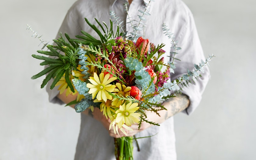 Organic Large Seasonal Bouquet