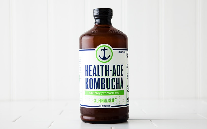 California Grape Kombucha