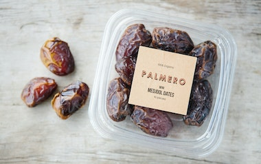 100% Organic Mini Medjool Dates