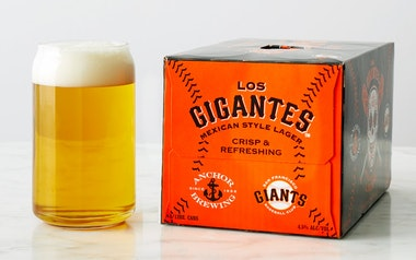 Los Gigantes Lager