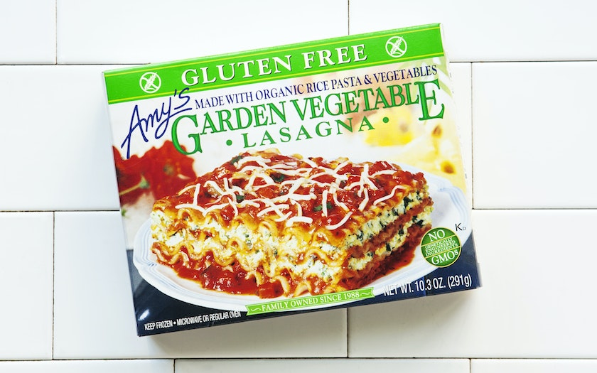 Gluten-Free Garden Vegetable Lasagna