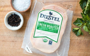 Organic Fresh Roasted Turkey