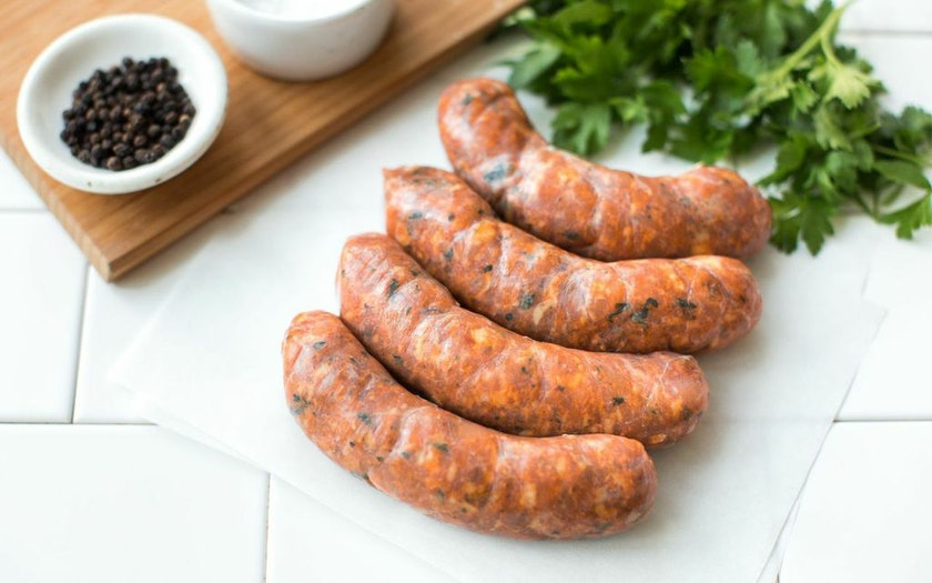 Spicy Fennel Chicken Sausage (Frozen)