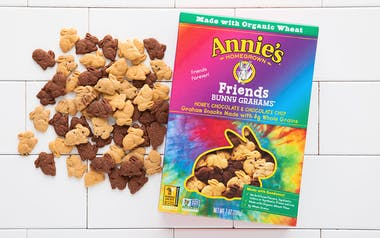 Friends Mixed Bunny Grahams Snack Cookies