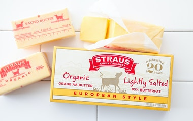 Organic Salted Butter