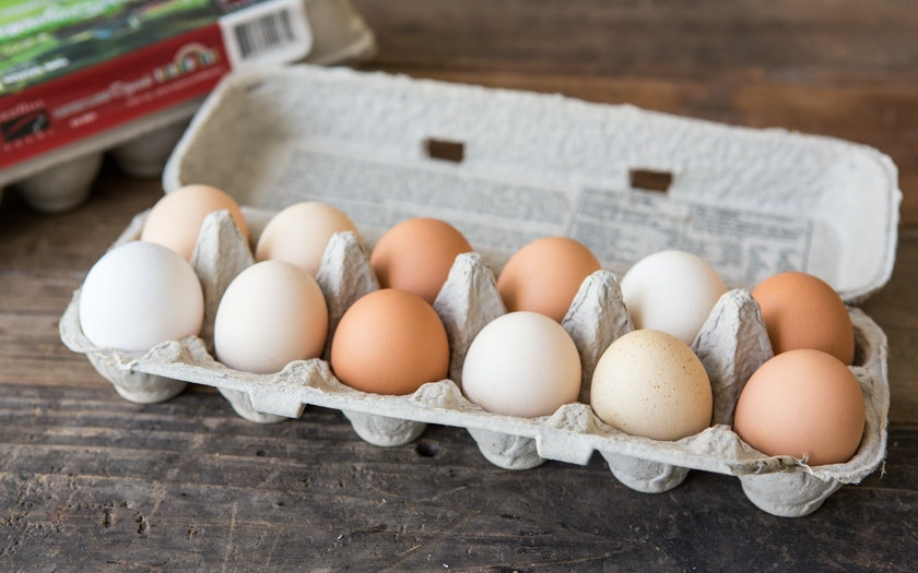 Organic Pastured Eggs (Medium)