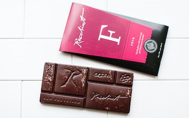 Feve Cacao Nib Chocolate Bar