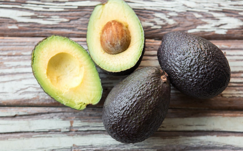 Organic Mini Hass Avocado Trio