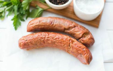 Grass-fed Beef Garlic Sausage (Frozen)