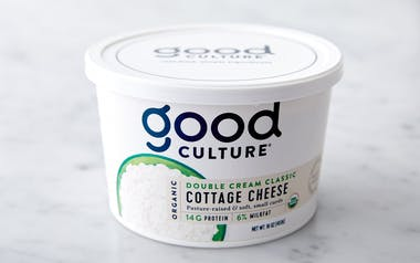 Double Cream Classic Cottage Cheese