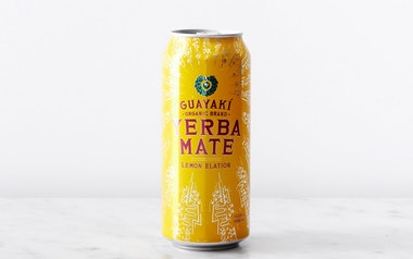 Organic Lemon Elation Yerba Mate