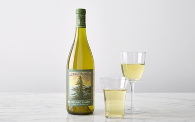 Organic Pacific Redwood Chardonnay