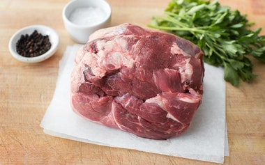 Grass-fed Lamb Shoulder Roast (Frozen)