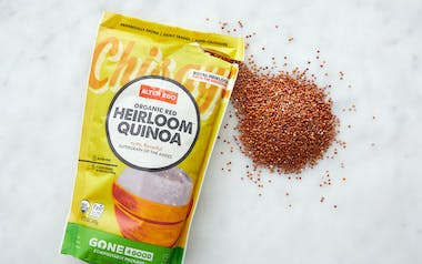 Organic Red Heirloom Quinoa