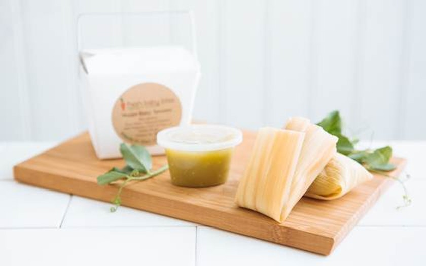 Ready-to-Bake Baby Tamales
