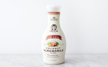 Toasted Coconut Almond Milk