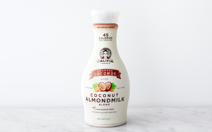 Califia Farms. Toasted Coconut Almond Milk