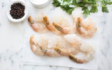 Frozen Wild Gulf Coast Shrimp (Peeled)