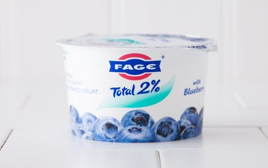 Blueberry 2% Greek Yogurt