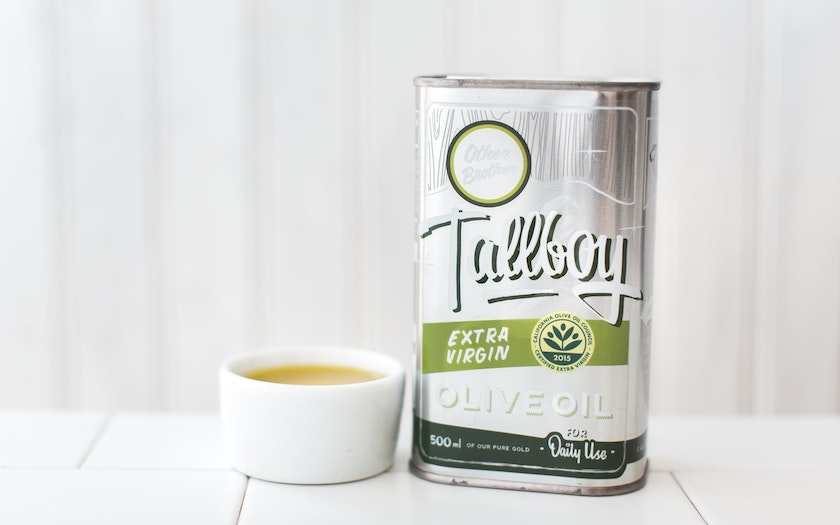 Tallboy Extra Virgin Olive Oil