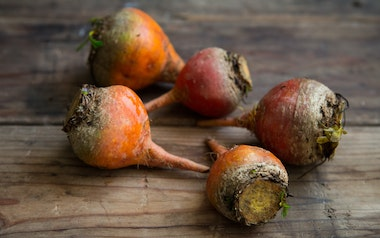 Loose Gold Beets