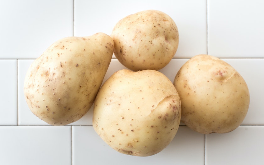 Organic Large Yukon Gold Potatoes