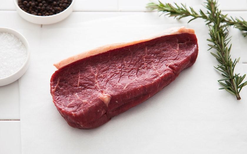 grass fed culotte steak frozen stemple creek ranch sf bay