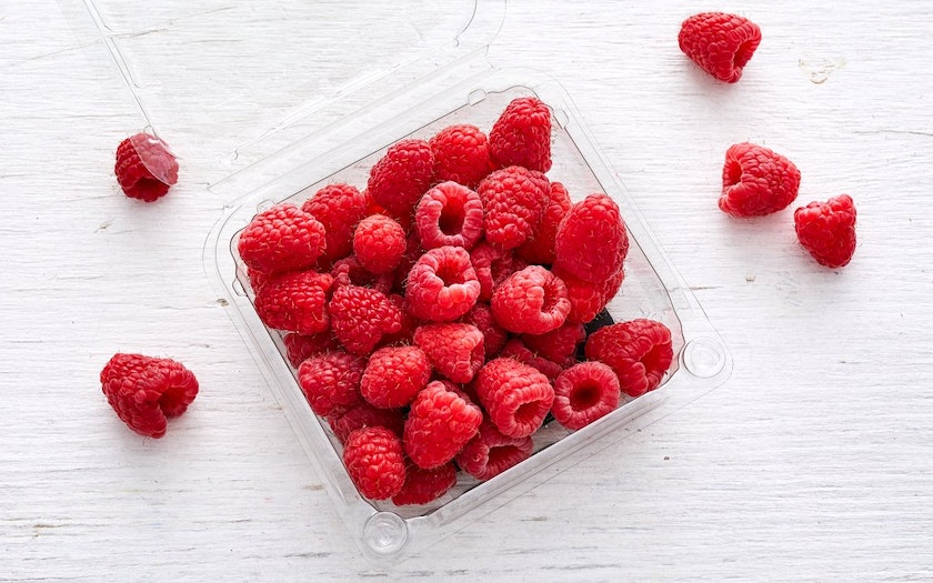 Organic & Fairtrade Raspberries (Mexico)