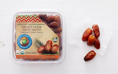 Organic Pitted Deglet Noor Dates