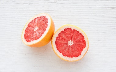 Organic Cosmetically-Challenged Ruby Red Grapefruit