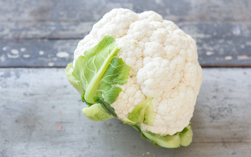 Organic White Cloud Cauliflower