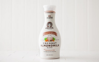 Toasted Coconut Almond Milk
