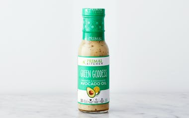 Green Goddess Dressing with Avocado Oil