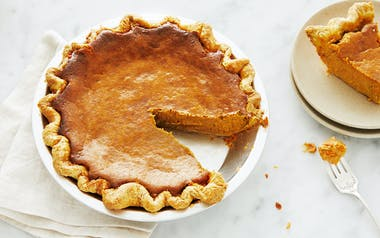 Pumpkin Pie*
