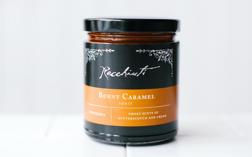 Burnt Caramel Sauce