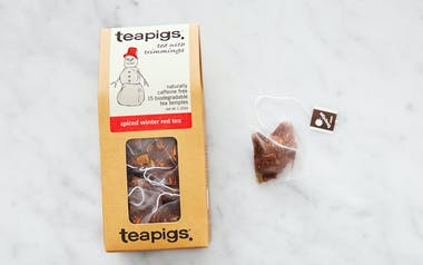 Spiced Winter Rooibos Tea