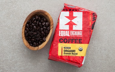 Organic French Roast Coffee Beans