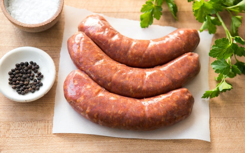 Pasture Raised Pork Chorizo Sausage (Frozen)