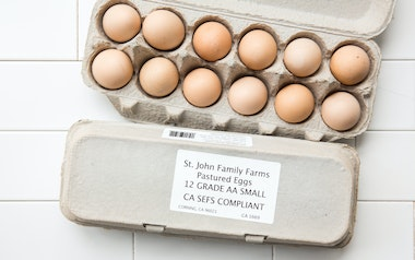 Pasture Raised Eggs (Small)