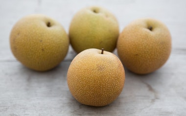 Organic Olympic Asian Pear Duo
