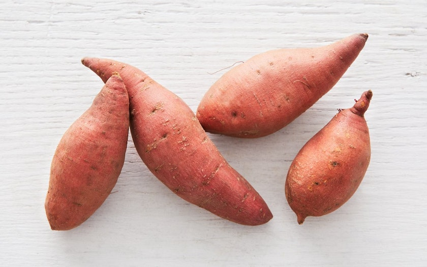 Organic Garnet Sweet Potatoes