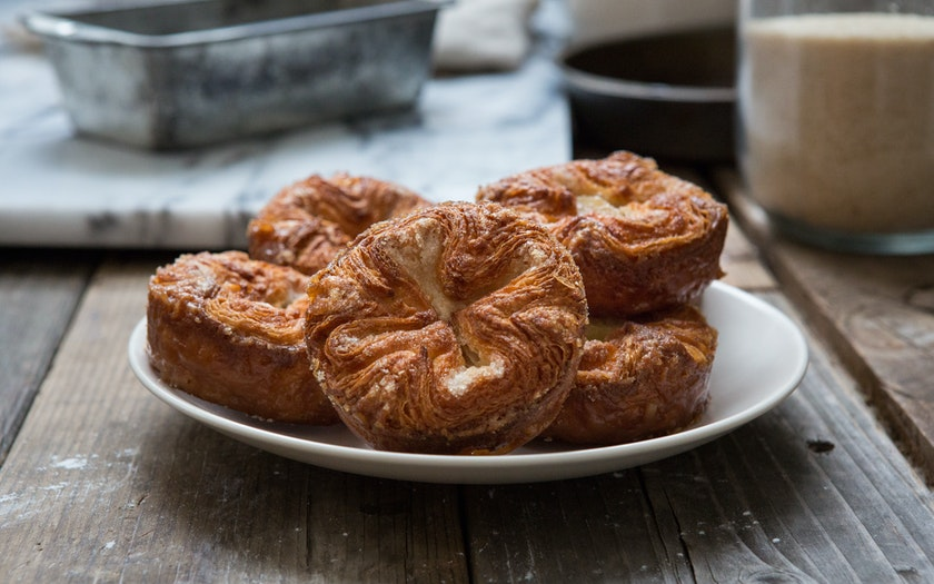 Seasonal Kouign-amann