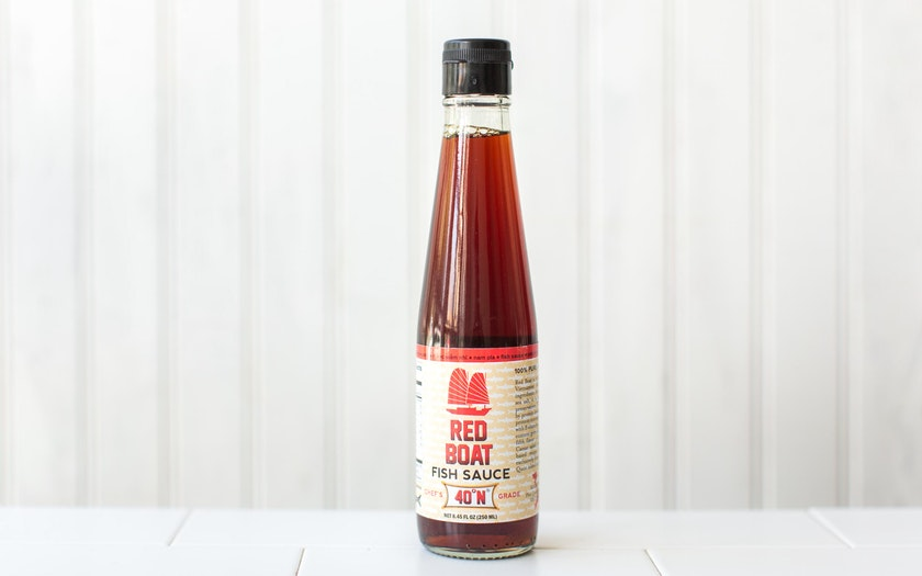 Red Boat 40°N Fish Sauce